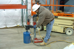Blake Construction Concrete Cutting Sawing Amp Core Drilling